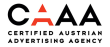 CAAACertified Austrian Advertising Agency Logo