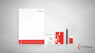 Corporate Design Cytopep